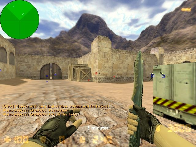 Counter Strike Headshot Hack
