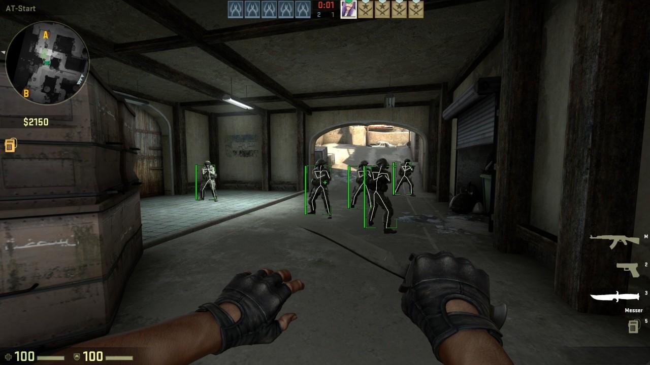CS:GO HvH/Rage Hack - Downloads - OldSchoolHack - Game Hacks