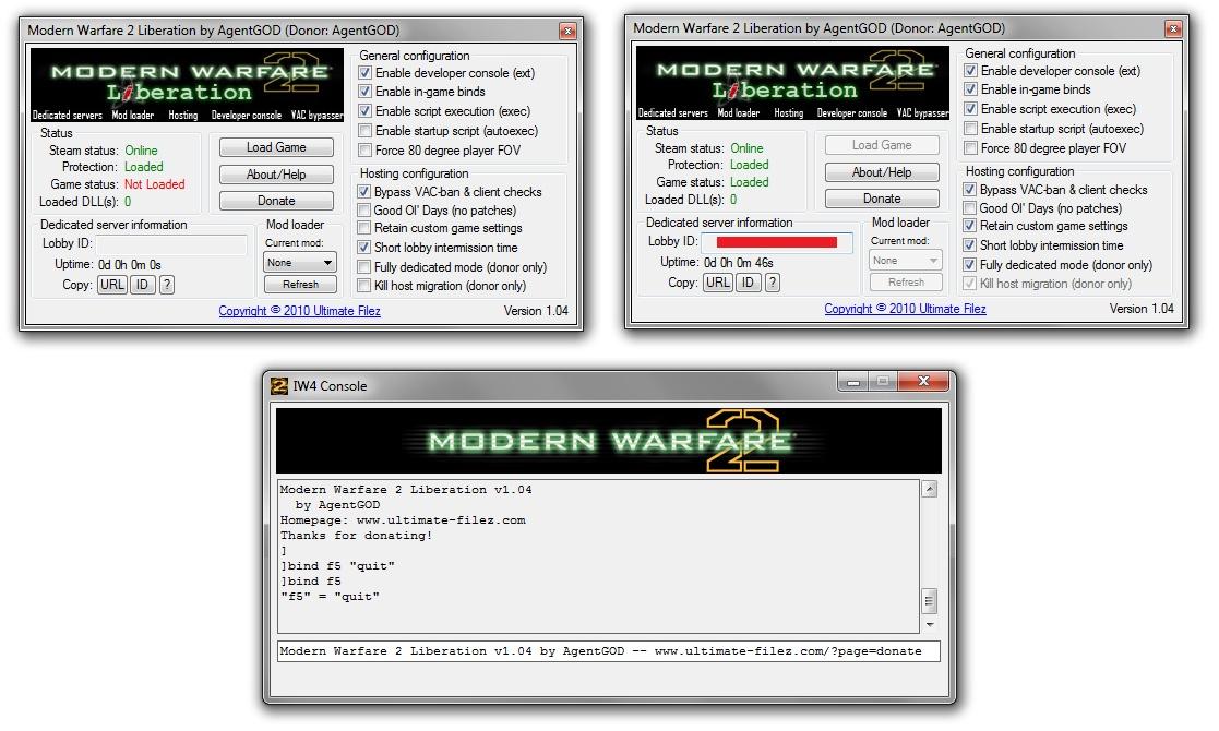 MW2 Liberation 1 06 - Downloads - OldSchoolHack - Game Hacks