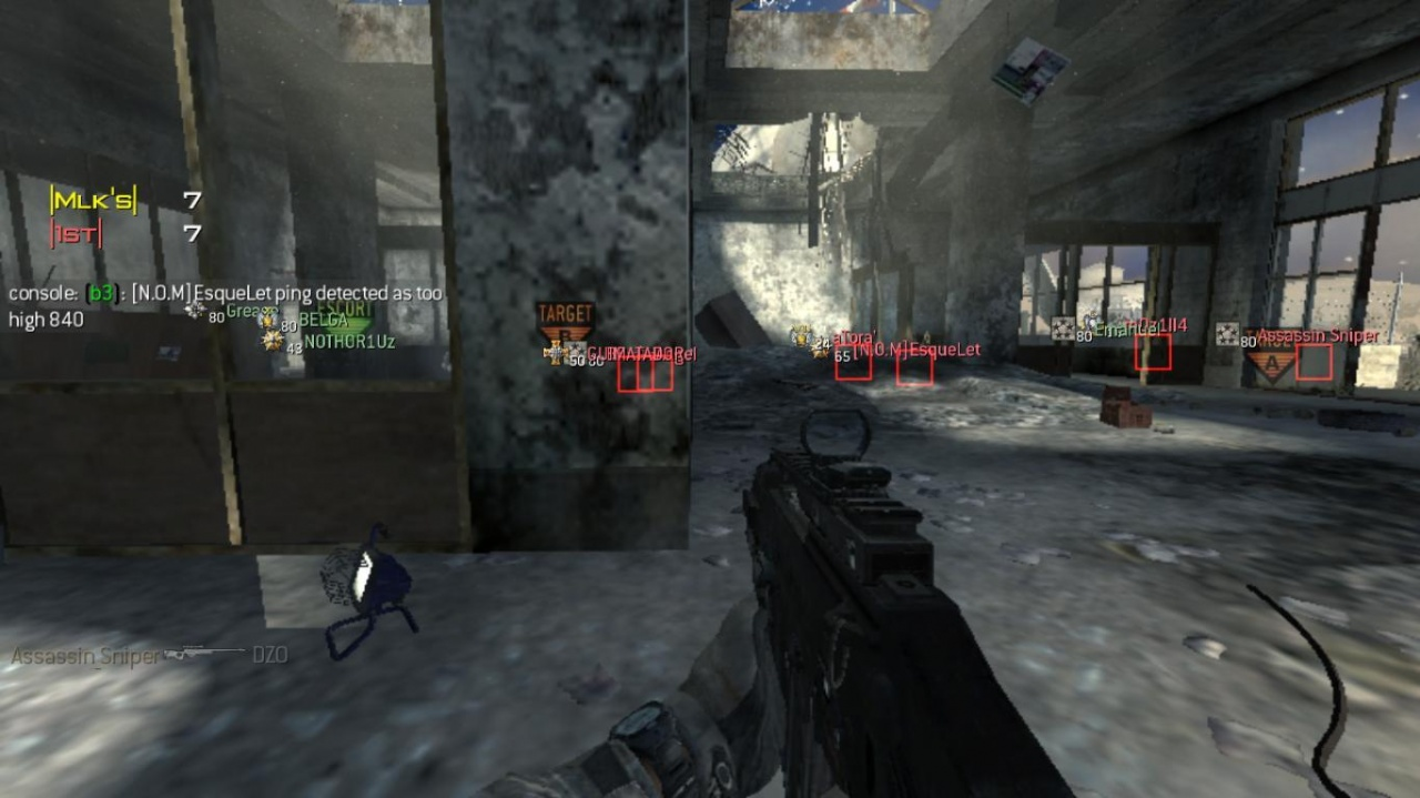 call of duty modern warfare 2 aimbot hack pc