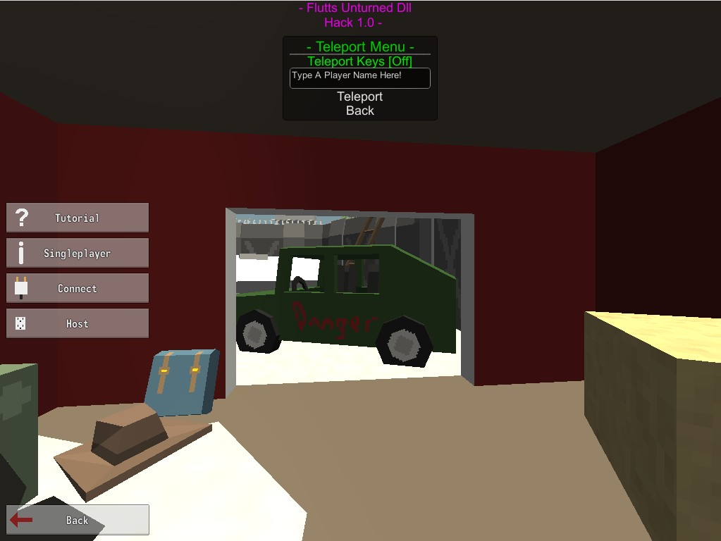 how to spawn a car in unturned