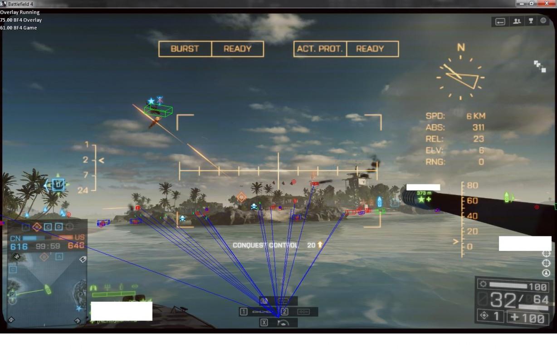 battlefield 4 pc hacks