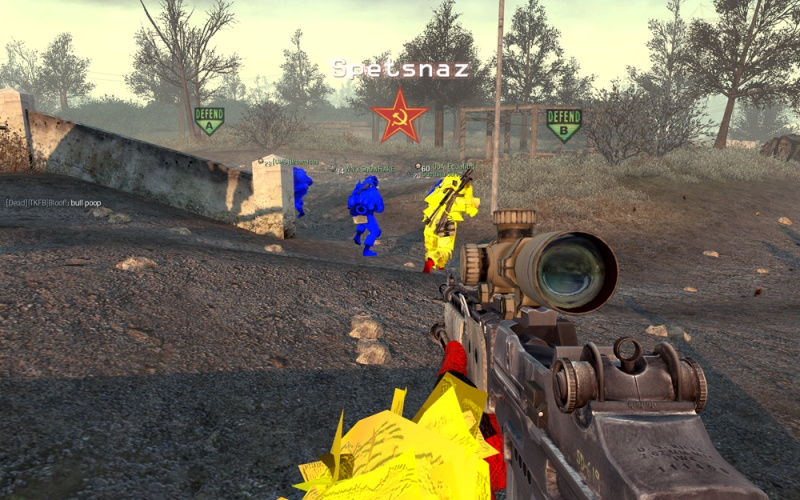 call of duty mw2 aimbot pc download