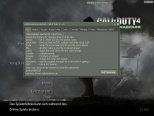 OldSchoolHack injected - Call of Duty 4 - v4 Screenshot